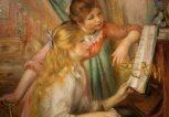 ragazze di Renoir
